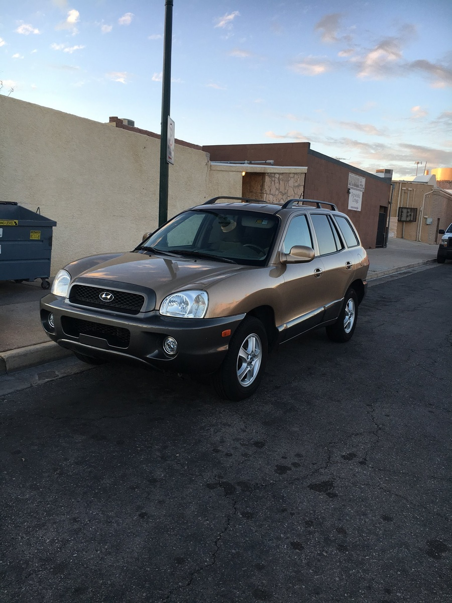 Hyundai Santa Fe Questions - I heard that there is a problem with