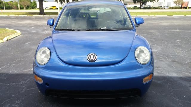 2000 Volkswagen Beetle