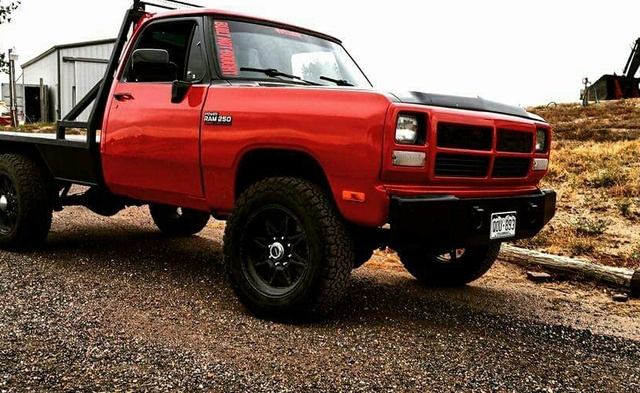 Picture of 1992 Dodge RAM 250 2 Dr LE 4WD Extended Cab LB