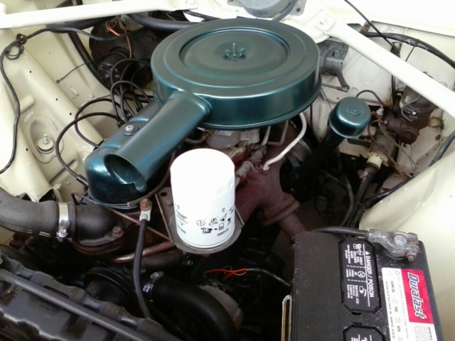 Picture of 1964 AMC Rambler American, engine
