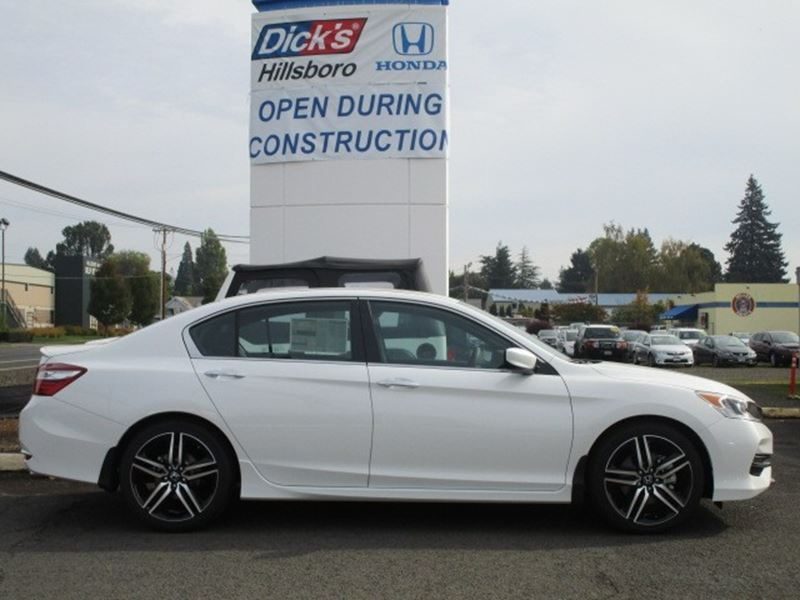 Picture of 2016 Honda Accord Sport