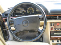 Picture of 1989 Mercedes-Benz 560-Class 560SEL Sedan, interior