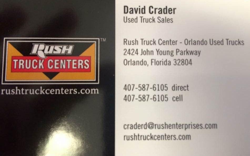 Rush Truck Center Ford Orlando