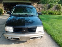 Picture of 2000 Oldsmobile Bravada 4 Dr STD AWD SUV, exterior