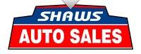 Shaws Auto Sales logo