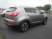 Picture of 2011 Kia Sportage EX AWD, exterior, gallery_worthy