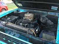 Picture of 1974 Ford Bronco, engine