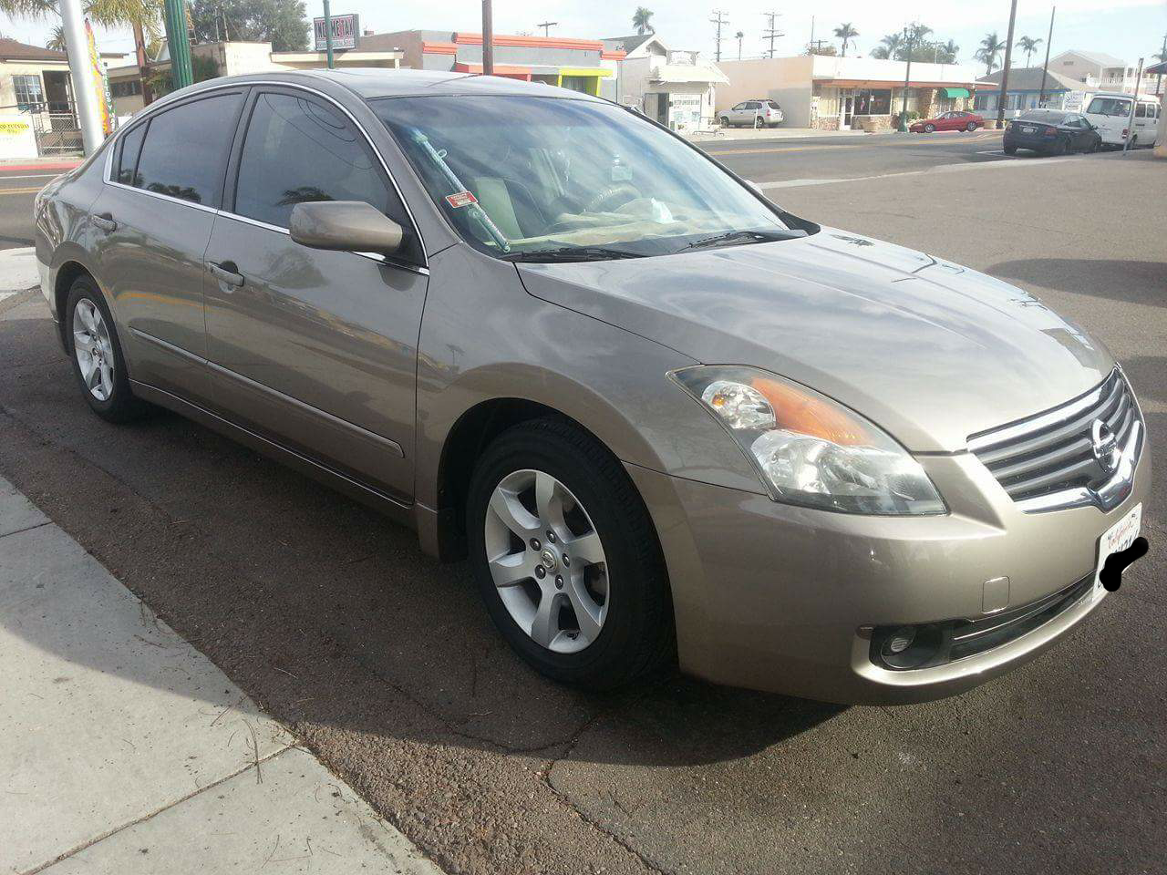 2007 Nissan Altima Overview Cargurus