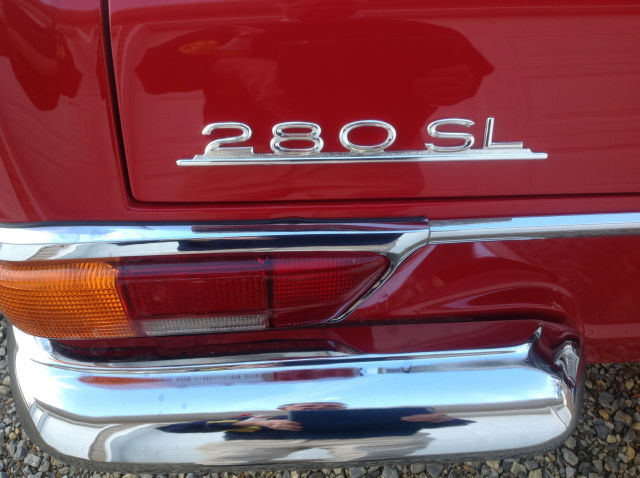 Picture of 1968 Mercedes-Benz 280