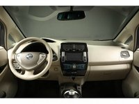 Picture of 2012 Nissan Leaf SL, interior, gallery_worthy