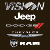 Vision Chrysler Dodge Jeep logo