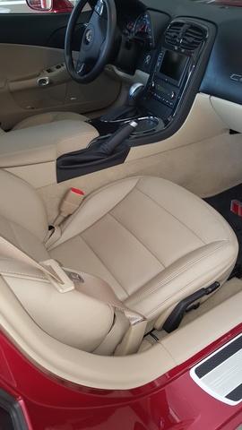 Picture of 2012 Chevrolet Corvette Convertible 2LT, interior