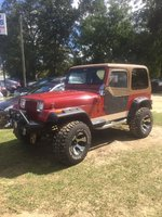 Picture of 1987 Jeep Wrangler Sport, exterior