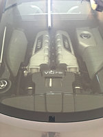 Picture of 2014 Audi R8 V10, engine