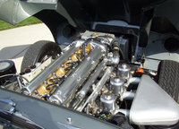 Picture of 1962 Jaguar E-TYPE, engine