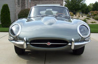 1962 Jaguar E-TYPE Picture Gallery