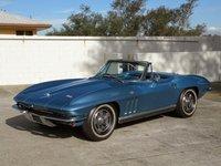 Picture of 1966 Chevrolet Corvette Convertible Roadster