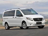 2016 Mercedes-Benz Metris Overview