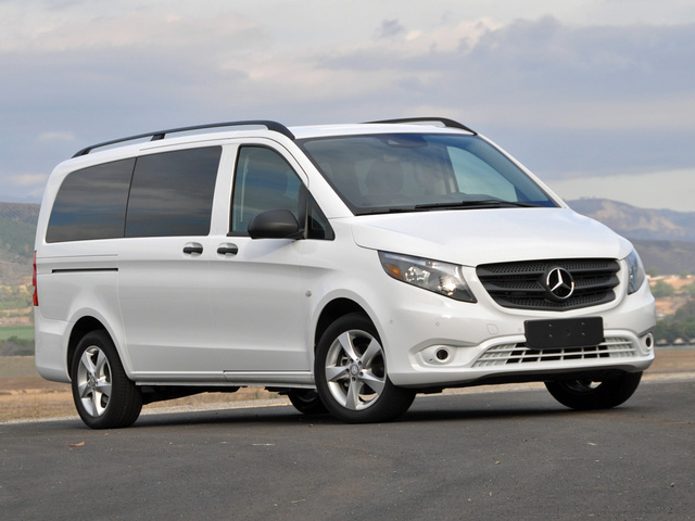 2016 mercedes benz metris test drive review cargurus for Mercedes benz dealers in los angeles area