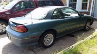 Picture of 1998 Pontiac Grand Am 2 Dr SE Coupe, exterior, gallery_worthy