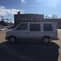 Picture of 2000 Chevrolet Astro 3 Dr LS Passenger Van Extended, exterior