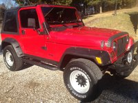 Picture of 1998 Jeep Wrangler SE