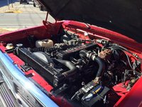 Picture of 1984 Dodge Ram, engine