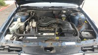 Picture of 1990 Cadillac DeVille Base Sedan, engine