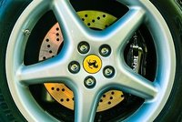 1997 Ferrari 550 Overview
