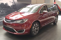 Chrysler Pacifica Overview