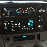 Picture of 2001 GMC Safari 3 Dr SLT, interior