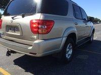 Picture of 2001 Toyota Sequoia SR5, exterior