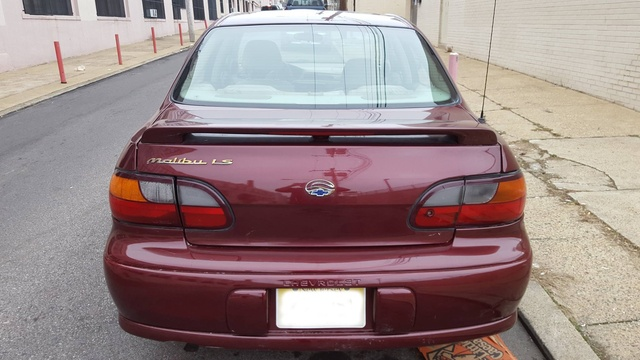 Picture of 2001 Chevrolet Malibu