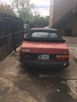Picture of 1989 Saab 900 Turbo Convertible, exterior