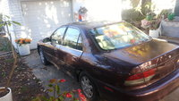 Picture of 1998 Mitsubishi Galant ES, exterior, gallery_worthy