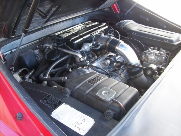 Picture of 1980 Ferrari 308 GTS, engine