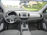 Picture of 2013 Kia Sportage EX, interior