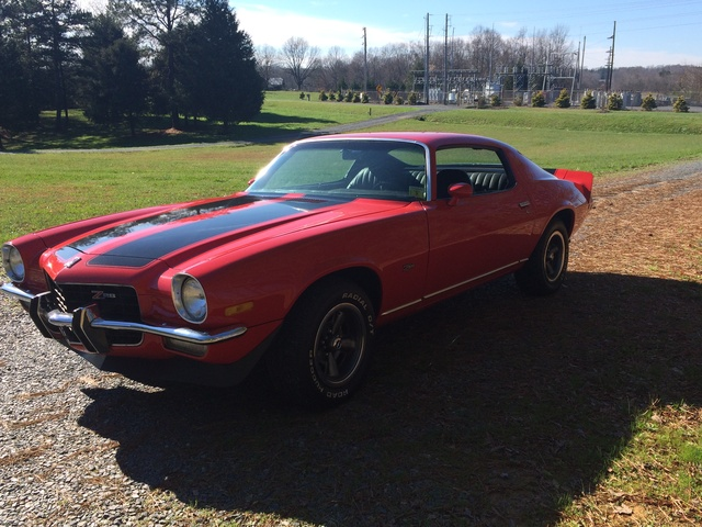 Picture of 1973 Chevrolet Camaro