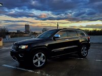 Picture of 2014 Jeep Grand Cherokee Overland, exterior, gallery_worthy