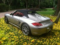 Picture of 2012 Porsche Boxster Spyder