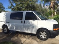 2008 Chevrolet Express Cargo Overview