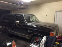 Picture of 1989 Ford Bronco XLT 4WD, exterior