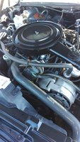 Picture of 1984 Buick Riviera STD Coupe, engine