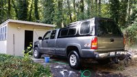 Picture of 1999 Chevrolet Silverado 2500 3 Dr STD 4WD Extended Cab LB HD, exterior