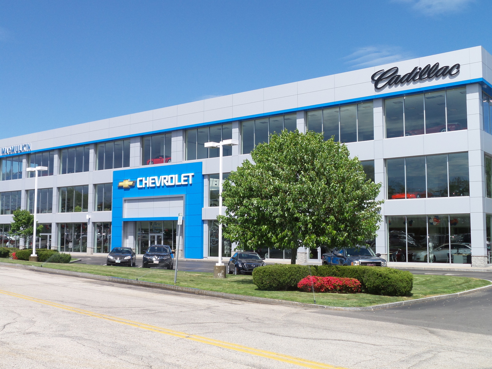 Volvo Dealers Nh >> MacMulkin Chevrolet Cadillac Corvette - Nashua, NH: Read ...