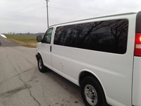 Picture of 2009 Chevrolet Express LS 3500, exterior