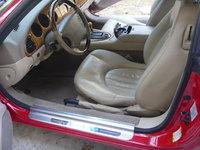 Picture of 2001 Jaguar XK-Series XK8 Coupe, interior