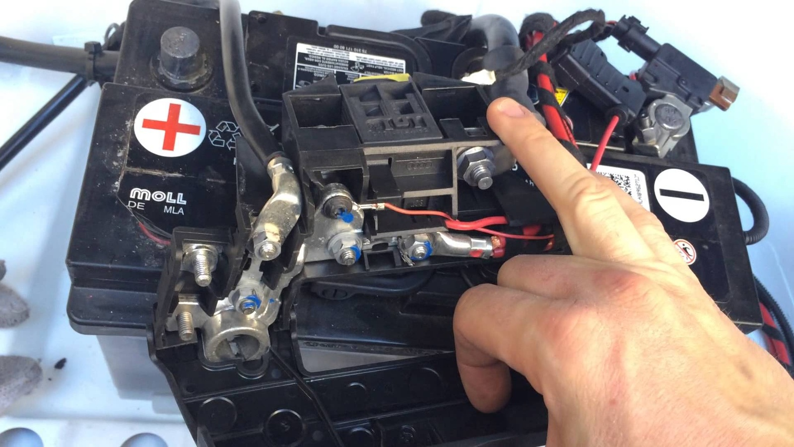 Audi TT Questions - Cranks but won't start after a minor accident on