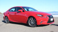 Lexus IS 200t Overview