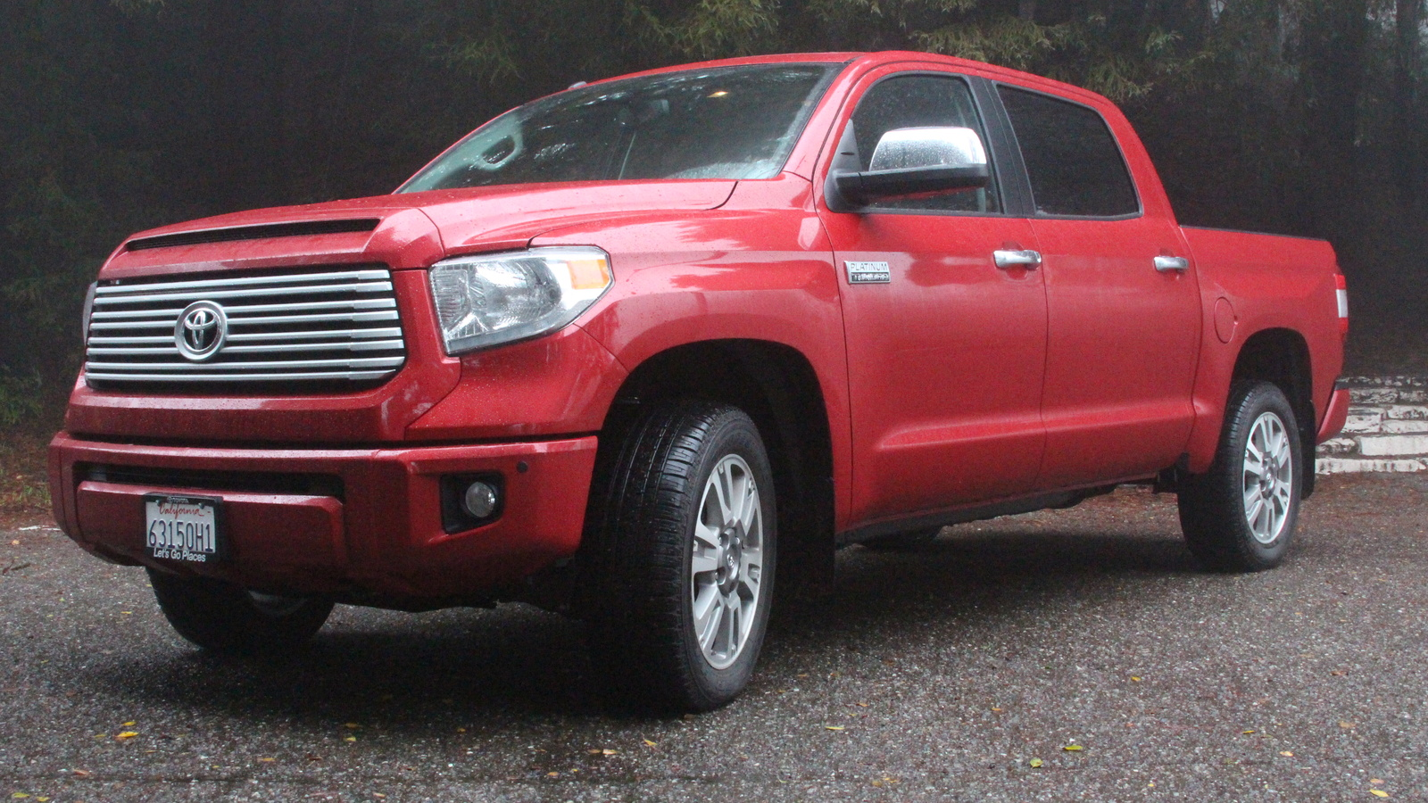 2016 toyota tundra test drive review cargurus. Black Bedroom Furniture Sets. Home Design Ideas